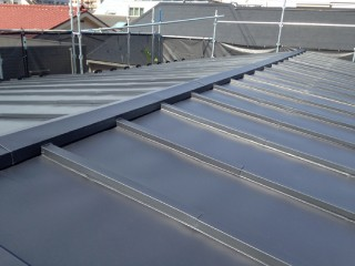 屋根葺き替え(張替え):施工後