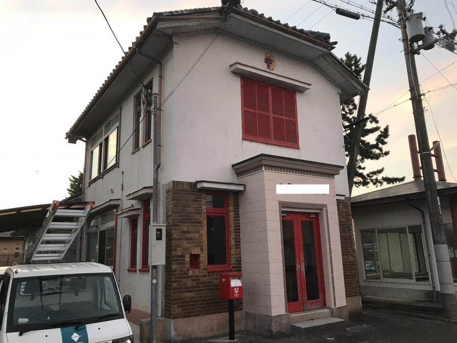 旧安曇川郵便局
