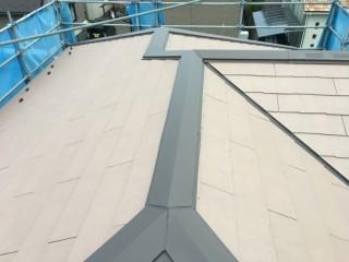 完了後の屋根