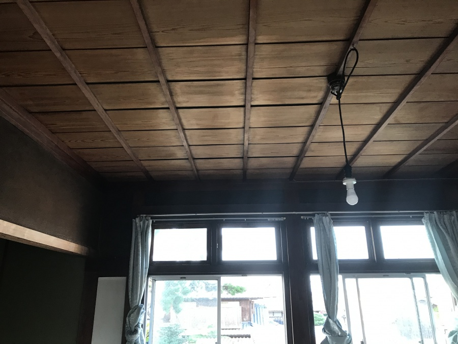 天井シミ雨漏り