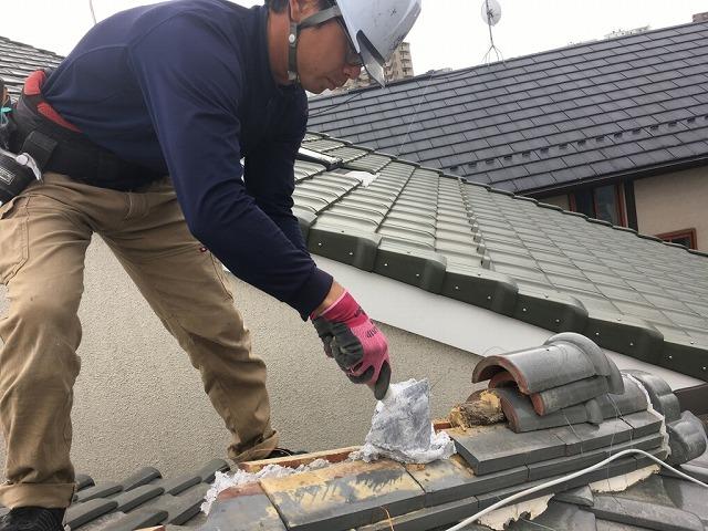 高島市で瓦修理をご検討の方へ