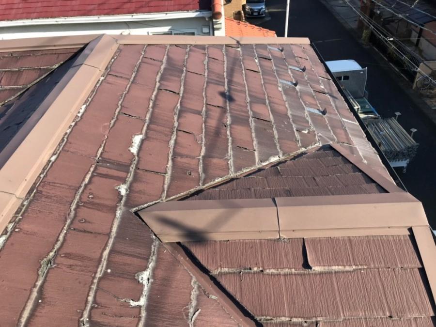 大屋根の確認