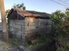 劣化しているトタン屋根