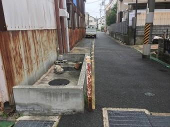 足場を検討