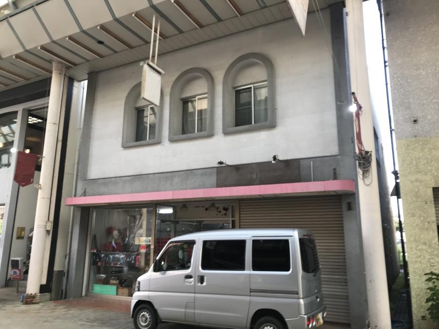 高島市今津町の雨漏りしている陸屋根の屋根点検に行きました