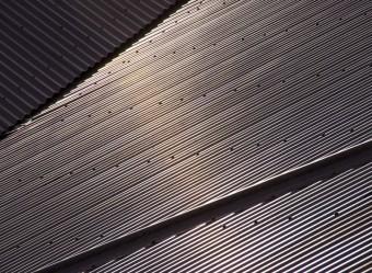 ガルバリウム屋根材